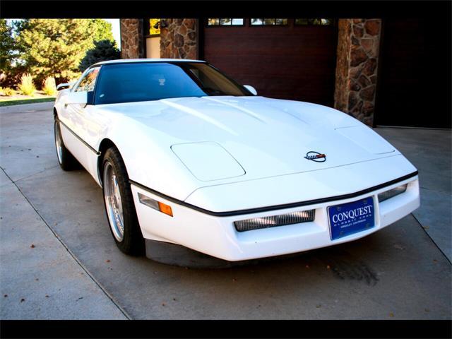 1990 Chevrolet Corvette (CC-1533080) for sale in Greeley, Colorado