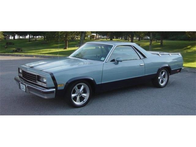 1984 Chevrolet El Camino (CC-1533082) for sale in Hendersonville, Tennessee