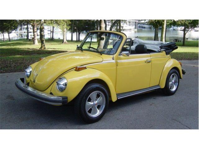 1979 Volkswagen Beetle (CC-1533083) for sale in Hendersonville, Tennessee