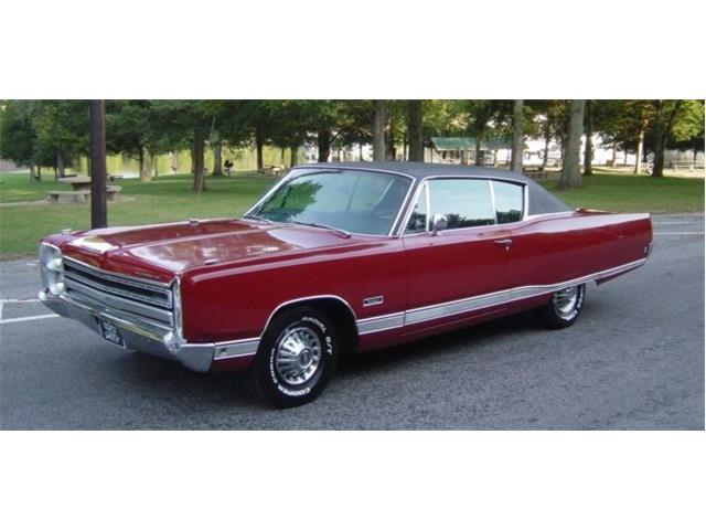 1968 Plymouth Fury (CC-1533084) for sale in Hendersonville, Tennessee