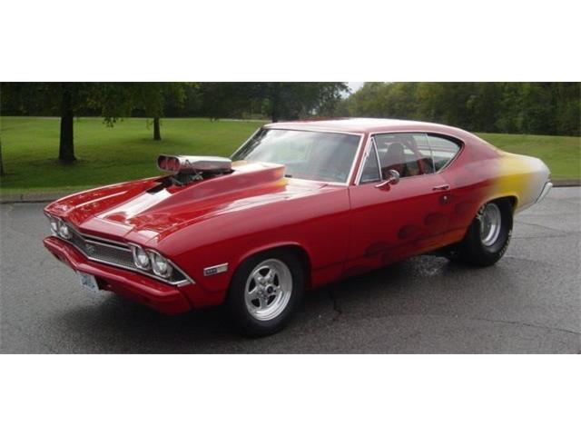 1968 Chevrolet Chevelle (CC-1533085) for sale in Hendersonville, Tennessee