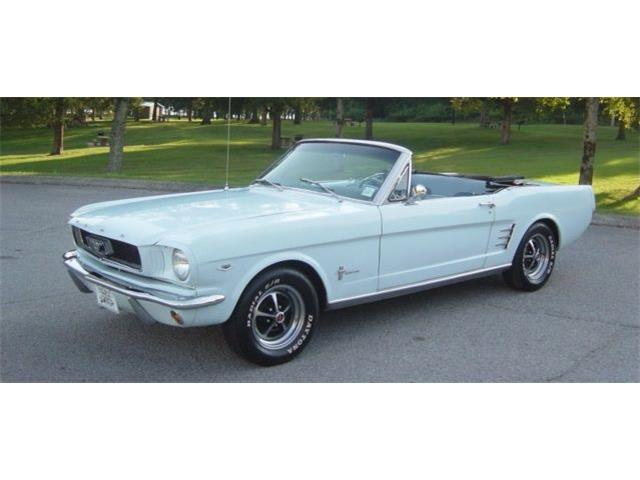 1966 Ford Mustang (CC-1533087) for sale in Hendersonville, Tennessee
