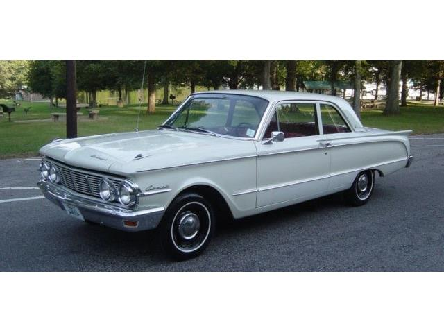 1963 Mercury Comet (CC-1533089) for sale in Hendersonville, Tennessee