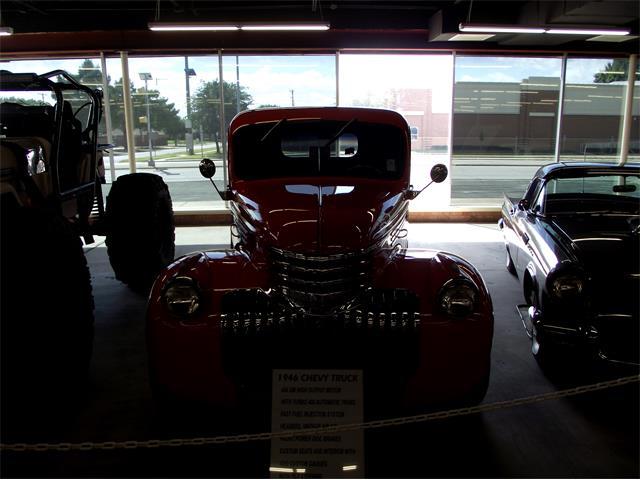 1946 Chevrolet 1/2-Ton Shortbox (CC-1530309) for sale in wichita Falls, Texas