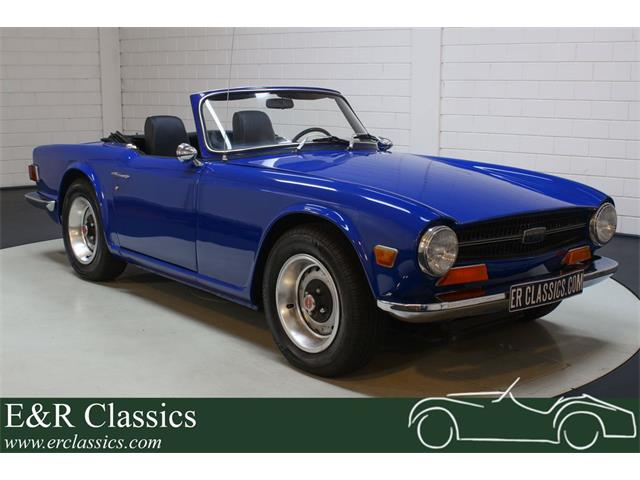 1969 Triumph TR6 (CC-1533090) for sale in Waalwijk, [nl] Pays-Bas