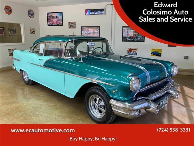 1956 Pontiac Chieftain (CC-1533095) for sale in Evans City, Pennsylvania