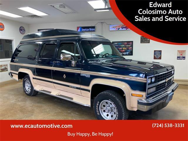 1989 Chevrolet Suburban (CC-1533096) for sale in Evans City, Pennsylvania