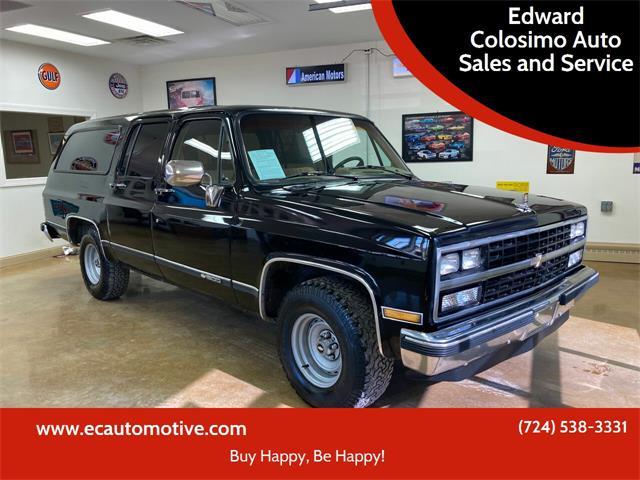 1989 Chevrolet Suburban (CC-1533097) for sale in Evans City, Pennsylvania