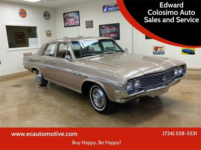 1964 Buick Skylark (CC-1533100) for sale in Evans City, Pennsylvania