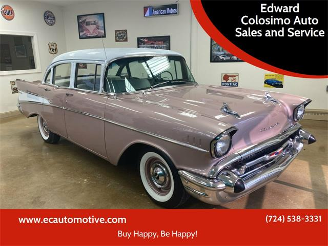 1957 Chevrolet 210 (CC-1533103) for sale in Evans City, Pennsylvania