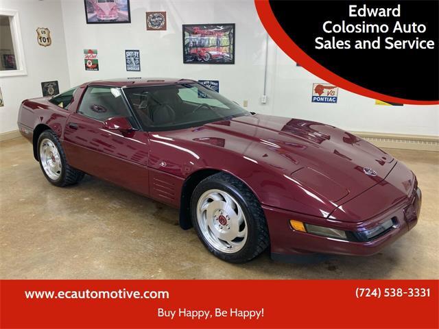 1993 Chevrolet Corvette (CC-1533106) for sale in Evans City, Pennsylvania