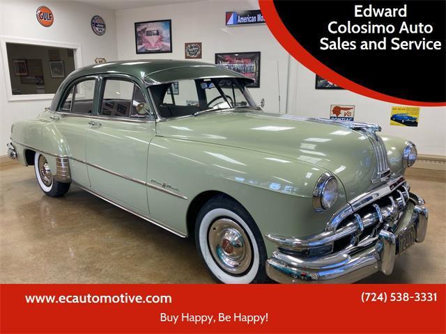 1950 Pontiac Chieftain (CC-1533107) for sale in Evans City, Pennsylvania
