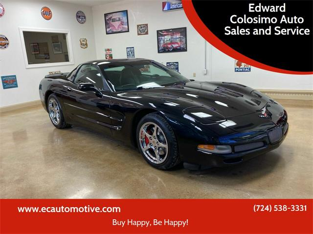 1999 Chevrolet Corvette (CC-1533110) for sale in Evans City, Pennsylvania