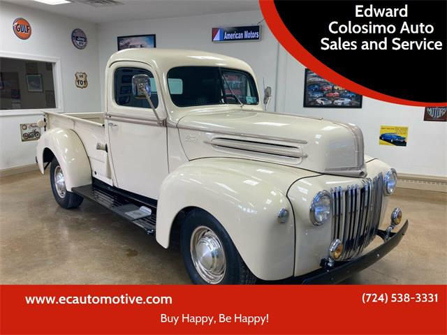 1947 Ford F100 (CC-1533114) for sale in Evans City, Pennsylvania