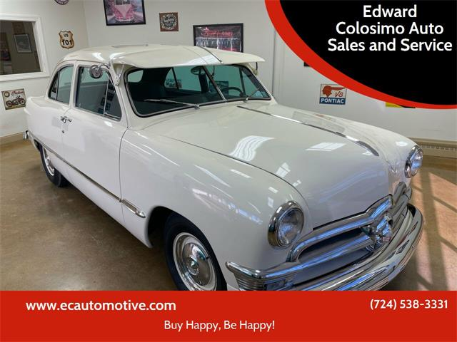 1950 Ford Custom (CC-1533116) for sale in Evans City, Pennsylvania