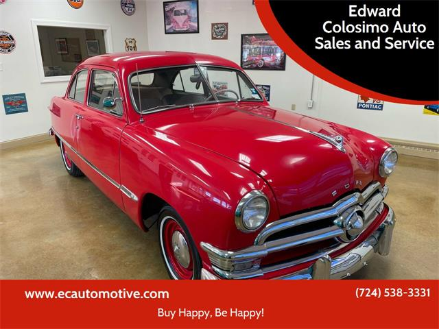 1950 Ford Custom (CC-1533117) for sale in Evans City, Pennsylvania
