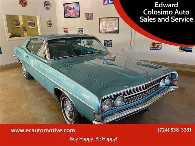 1968 Ford Fairlane 500 (CC-1533118) for sale in Evans City, Pennsylvania