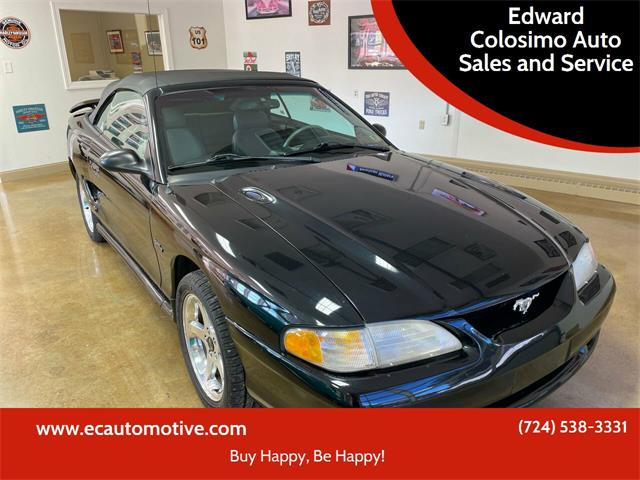 1996 Ford Mustang (CC-1533119) for sale in Evans City, Pennsylvania