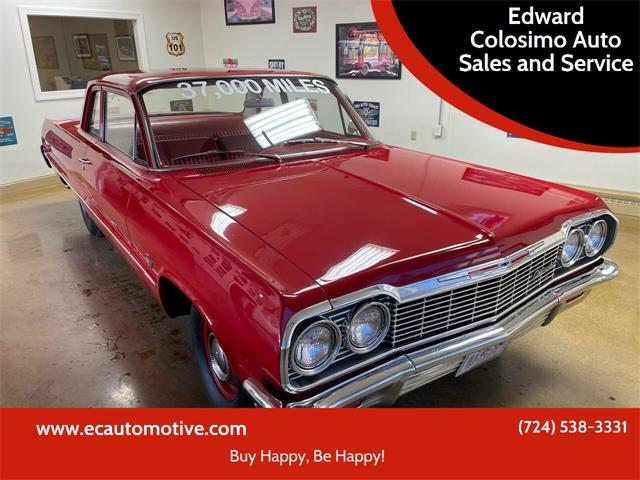 1964 Chevrolet Biscayne (CC-1533121) for sale in Evans City, Pennsylvania