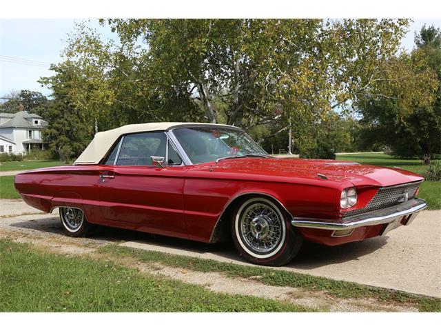 1966 Ford Thunderbird (CC-1533123) for sale in Wonder Lake, Illinois