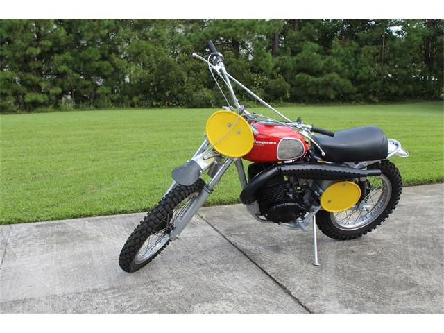1971 Husqvarna Motorcycle (CC-1533130) for sale in Leeds, Alabama