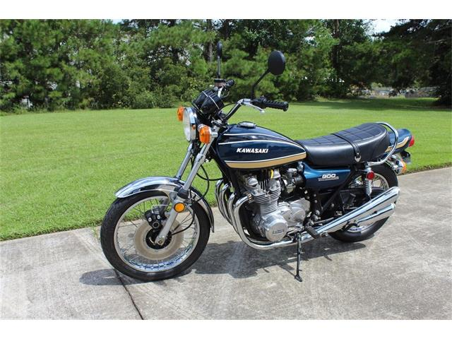 1975 Kawasaki Motorcycle (CC-1533133) for sale in Leeds, Alabama