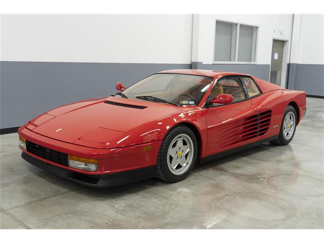 1990 Ferrari Testarossa (CC-1533137) for sale in Leeds, Alabama