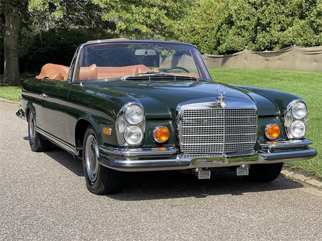 1971 Mercedes-Benz 280SE (CC-1533139) for sale in southampton, New York