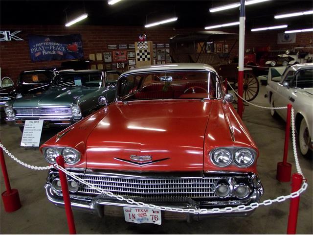 1958 Chevrolet Impala (CC-1530314) for sale in wichita Falls, Texas