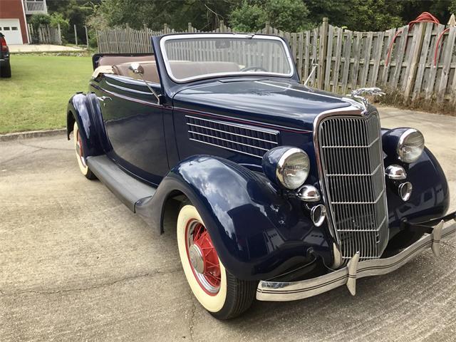 1935 Ford Cabriolet (CC-1533148) for sale in Leeds, Alabama