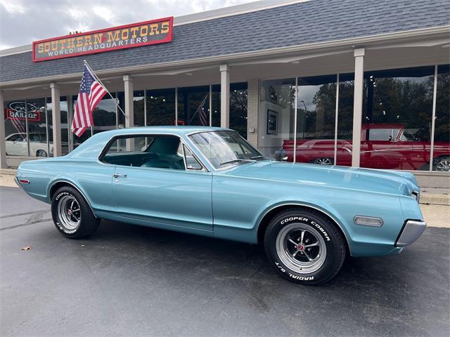 1968 Mercury Cougar (CC-1533154) for sale in CLARKSTON, Michigan