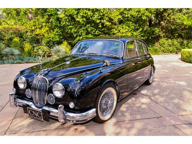 1962 Jaguar Mark II (CC-1533159) for sale in Pasadena, California