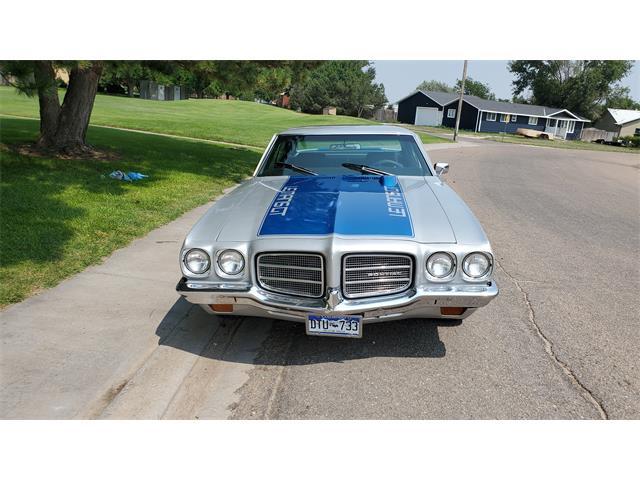 1972 Pontiac LeMans GT (CC-1533162) for sale in SYRACUSE, Kansas