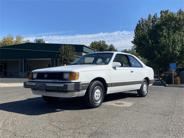 1984 Mercury Topaz (CC-1533165) for sale in anderson, California