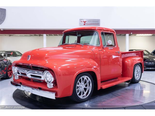 1956 Ford F100 (CC-1533167) for sale in Rancho Cordova, CA, California