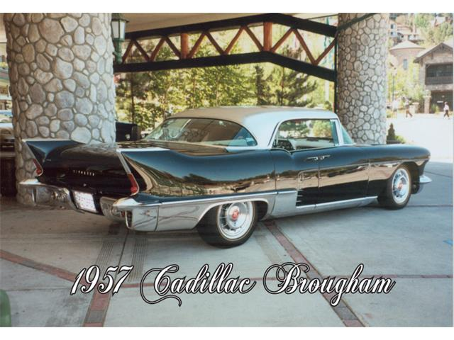 1957 Cadillac Brougham (CC-1533170) for sale in Fallbrook, California