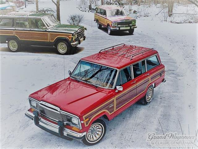 1984 Jeep Grand Wagoneer (CC-1533178) for sale in BEMUS POINT, New York