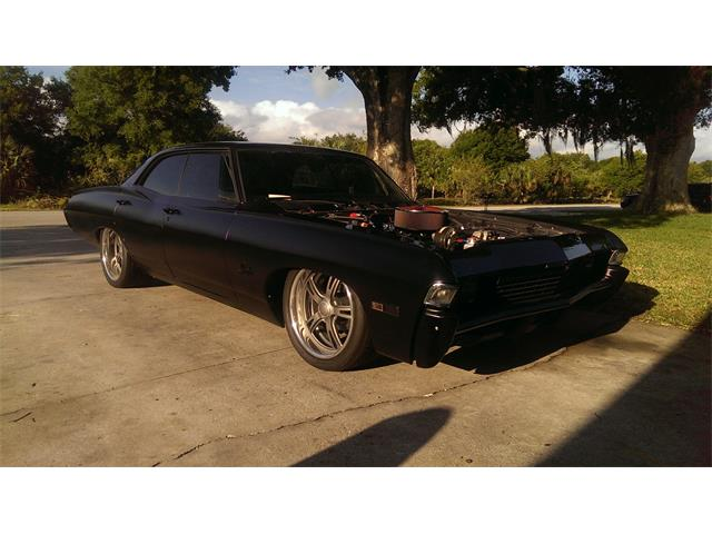 1968 Chevrolet Impala (CC-1533180) for sale in Fort Pierce , Florida
