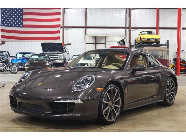 2013 Porsche 911 (CC-1533185) for sale in Kentwood, Michigan