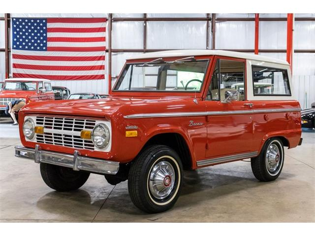 1971 Ford Bronco (CC-1533186) for sale in Kentwood, Michigan
