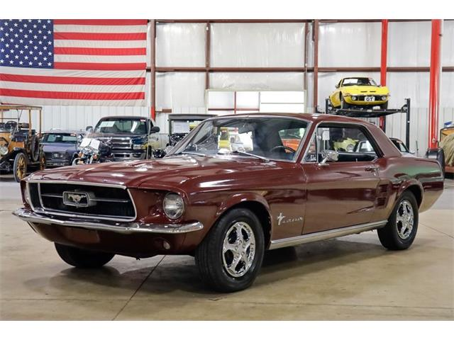 1967 Ford Mustang (CC-1533189) for sale in Kentwood, Michigan