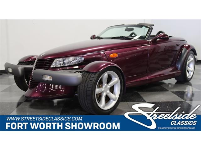 1999 Plymouth Prowler (CC-1533192) for sale in Ft Worth, Texas