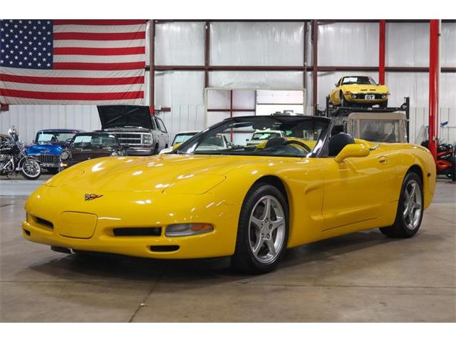 2001 Chevrolet Corvette (CC-1533195) for sale in Kentwood, Michigan
