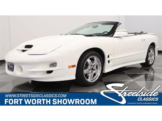 1999 Pontiac Firebird (CC-1533196) for sale in Ft Worth, Texas
