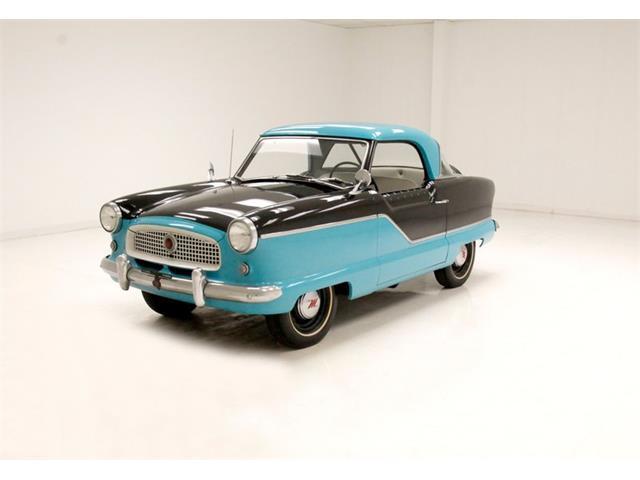 1958 Nash Metropolitan (CC-1533199) for sale in Morgantown, Pennsylvania