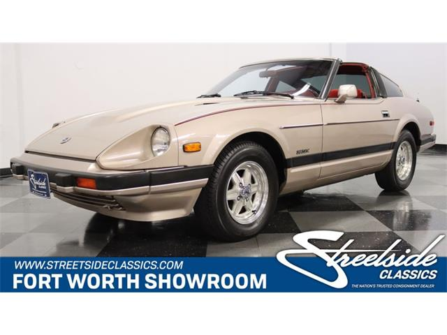 1982 Datsun 280ZX (CC-1533202) for sale in Ft Worth, Texas