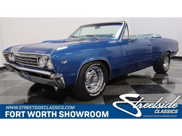 1967 Chevrolet Chevelle (CC-1533207) for sale in Ft Worth, Texas