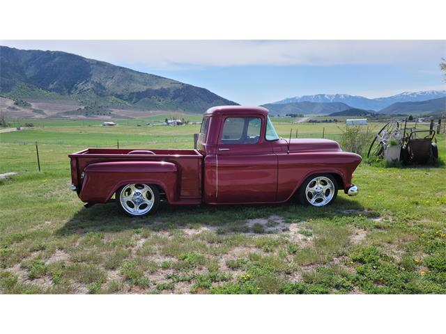 1955 Chevrolet 1/2-Ton Shortbox (CC-1530321) for sale in Lava Hot Springs, Idaho