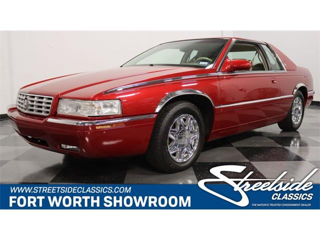 2000 Cadillac Eldorado (CC-1533210) for sale in Ft Worth, Texas