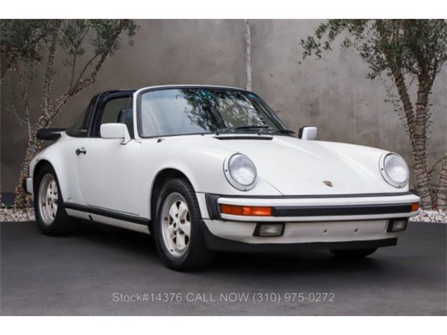 1988 Porsche Carrera (CC-1533223) for sale in Beverly Hills, California